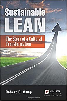 Book Sustainable Lean: The Story of a Cultural Transformation
