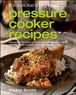 Miss Vickie's Big Book of Pressure Cooker Recipes (B00CF643C8) | Amazon price tracker / tracking, Amazon price history charts, Amazon price watches, Amazon price drop alerts