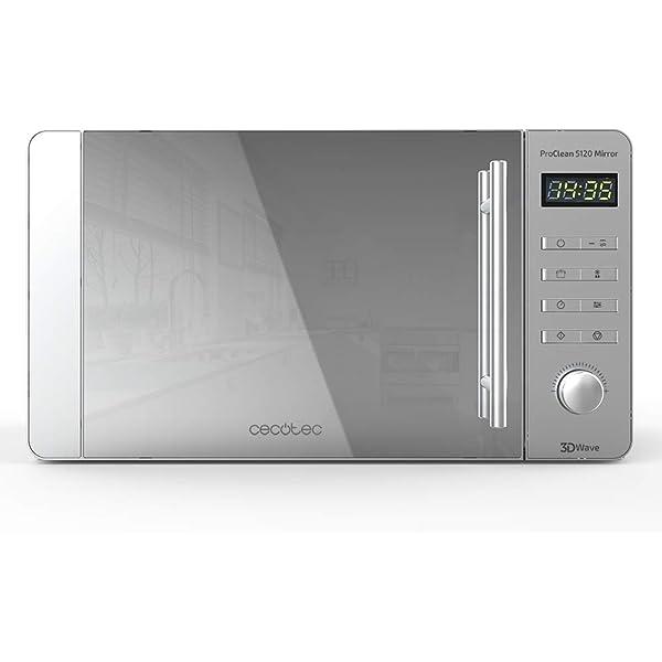 Grunkel - Microondas de 20 litros de capacidad en acero ...