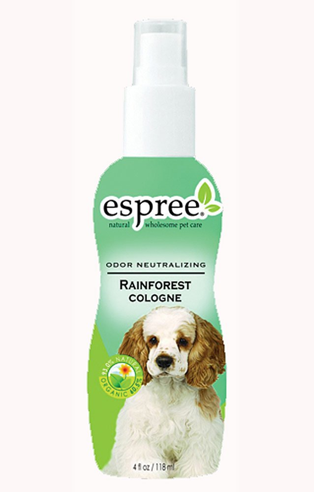 Espree Natural Conditioning Cologne W/Odor Eliminators 4oz-Rainforest