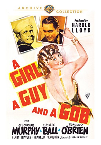A Girl, a Guy and a Gob (1941) (A Girl A Guy And A Gob)