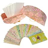 C.R. Gibson CID Pear Small Gift Card Enclosure Assortment, 24 Cards, 3 by 2-Inch: more info