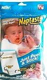 Naptastik Disposable Clothing Baby Adult Bib Prtectors 15 pieces