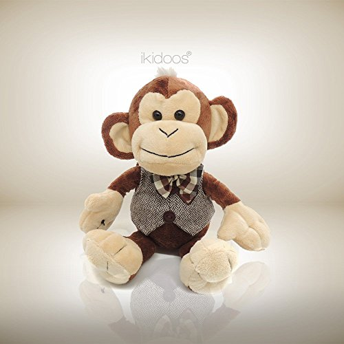 iKidoos® Stuffed Monkey Plush Doll from iKidoos®