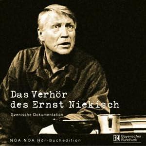 Das Verhör des Ernst Niekisch Hörbuch