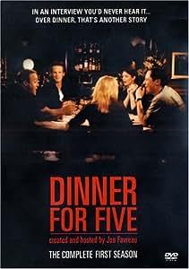 Dinner for Five: Season 1