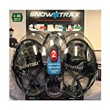 snow trax Shoe Cover Steel Coils and Spikes Size L/XL