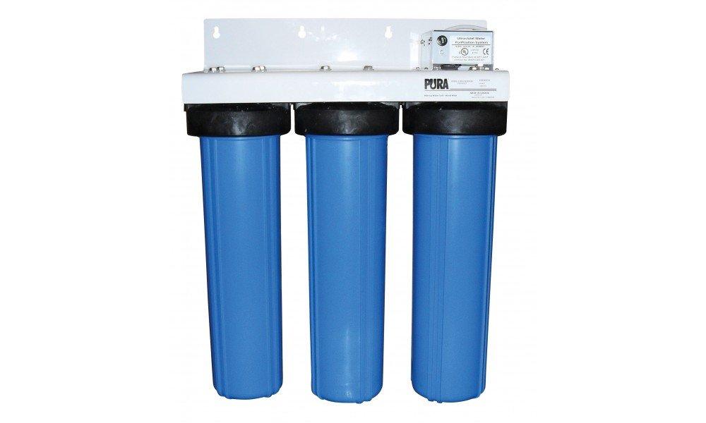Pura Big Boy Ultra Violet Water Filter BB3 by Ampac USA