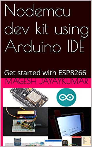Nodemcu dev kit using Arduino IDE: Get started with ESP8266 download