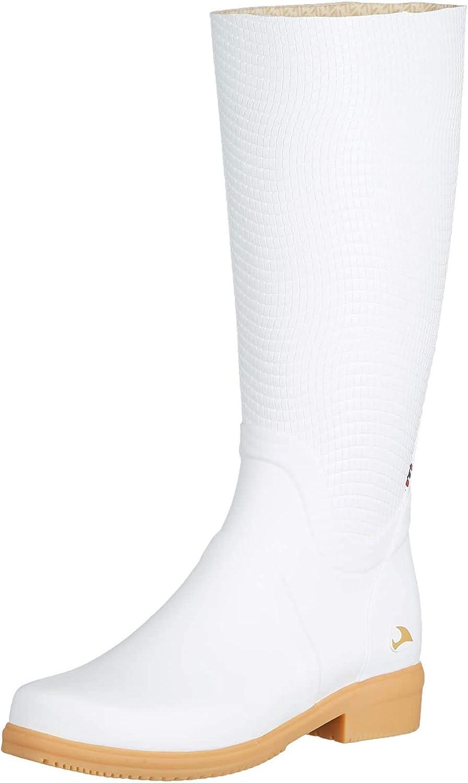viking Damen Festival W Gummistiefel Weiß White Multi 150