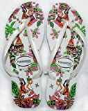 Havaianas Women's Slim Brazilian Sandal Flip Flop (41 BR/11-12B(M) US)