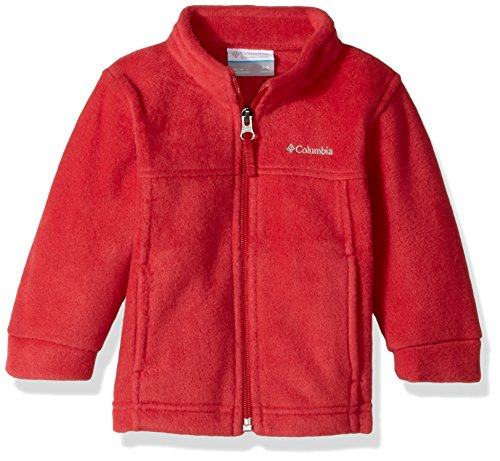 Columbia Sportswear Baby Steens Mt Ii Fleece Outerwear, mountain red, 18/24