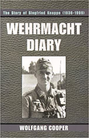 Book Wehrmacht Diary