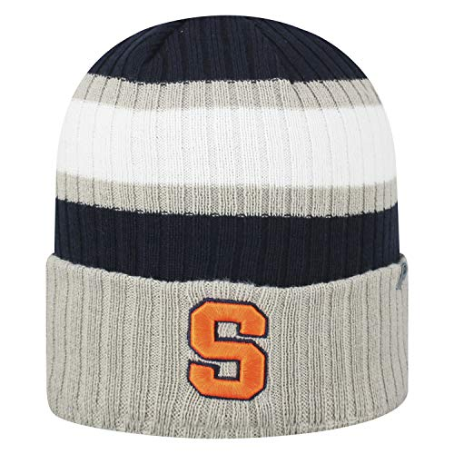 Top of the World NCAA Sub-Zero Cuffed Knit Beanie Hat-Syracuse Orange