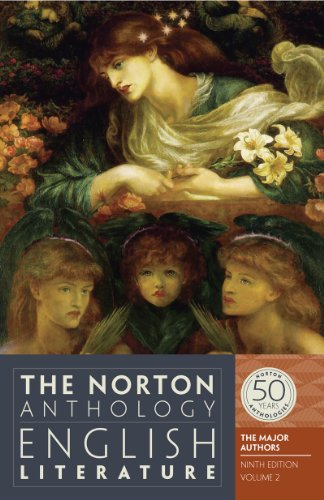 The Norton Anthology of English Literature, The Major Authors (Ninth Edition)  (Vol. 2)