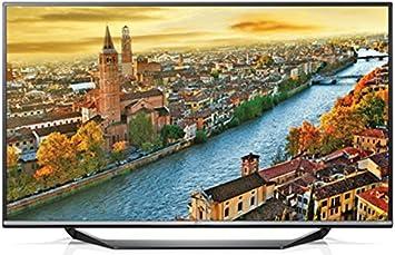 LG 49UF770V Ultra HD 4K 49 Inch LED- Edge Lit TV(2015 Model), [Importado de UK]: Amazon.es: Electrónica
