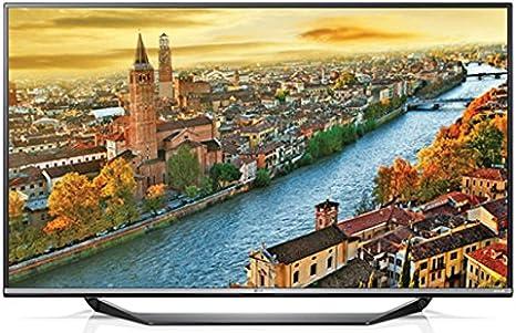 LG 49UF770V Ultra HD 4K 49 Inch LED- Edge Lit TV(2015 Model ...