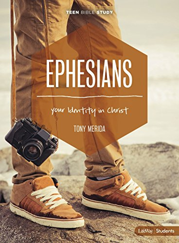 (Ephesians - Teen Bible Study Leader Kit: Your Identity In Christ)