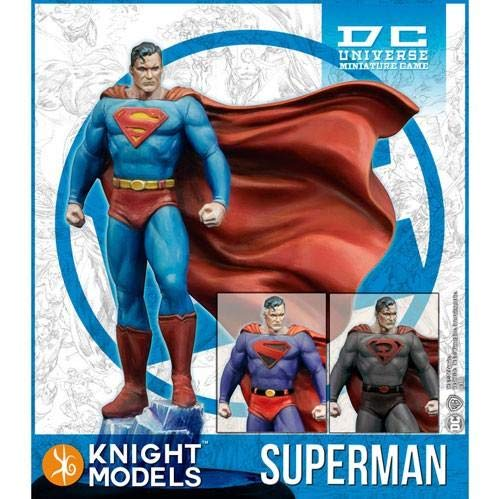 (Knight Models DC Universe Miniature Game: Superman (Resin))