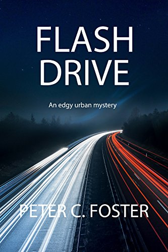 Book: Flash Drive by Peter C. Foster