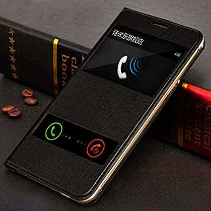 new style 0de43 4d128 helix Flip Cover Leather Case Wallet Stand For Samsung: Amazon.in ...