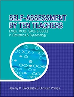 Image result for self assessment in obstetrics and gynaecology by ten teachers