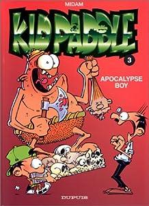 """Afficher """"Kid Paddle n° 3 Apocalypse boy"""""""