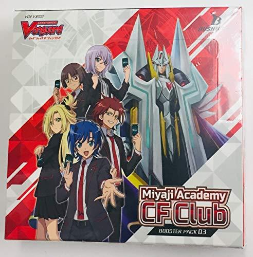(Cardfight!! Vanguard - Miyaji Academy CF Club V Booster Box)