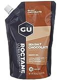 GU Roctane Ultra Endurance Energy Gel, Sea Salt Chocolate, 15 Serving Pouch