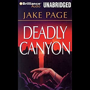 Deadly Canyon Audiobook