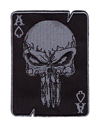 Hook Punisher Subdued Death Card Spades Tactical Morale Ace