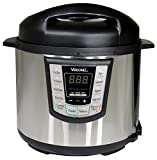 Versonel VSLPC60 Electric Pressure Cooker, Stainless Steel, 6 Quart Review