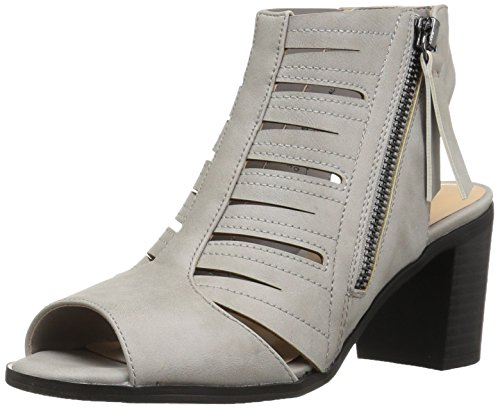 Sandal Street Burnish Heeled Cloud Easy Grey Karlie Women's qIfTwp