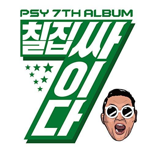 PSY - 7th Album [CD + Photo Booklet + 1 Mini Poster]