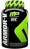 Musclepharm   Armor-V Sport Daily Multivitamin and Mineral Capsule   Total Immune System Support with B Vitamins for Energy and Metabolism Support   180 Capsules, 30 Serving