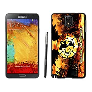 Unique DIY Designed Case For Samsung Galaxy Note 3 N900A N900V N900P N900T With Soccer Club Club America 05 Football Logo Cell Phone Case