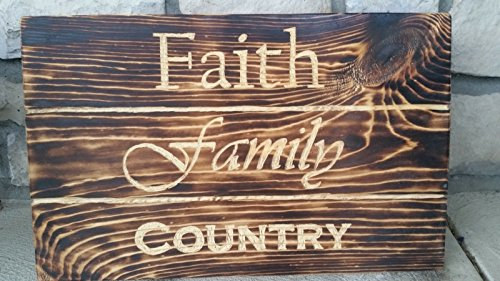 Faith Family Country Gun Concealment by Concealed Canvas
