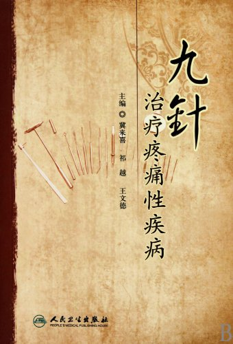 Nine Kinds of Needles in the Acupuncture Treatment of Painful Diseases (Chinese Edition) ebook