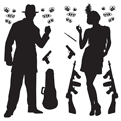 (Gangster Props Party Accessory (Value 2-Pack))