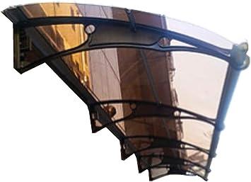 De pared en voladizo para toldo de policarbonato DIY 1000 x 4000 ...
