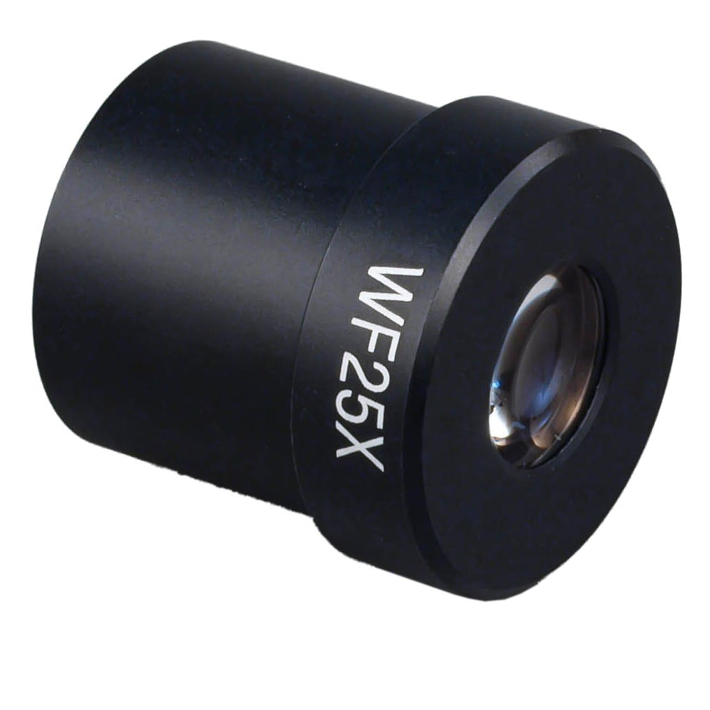 OMAX WF25X Widefield Eyepiece for Stereo Microscopes 30.0mm