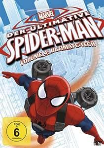 Der ultimative Spider-Man - Volume 4: Ultimate Tech [Alemania] [DVD]