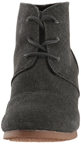 Blk Tonal Women's Bootie Canvs Sugar Maybee Ankle Sgr qXxv7Y