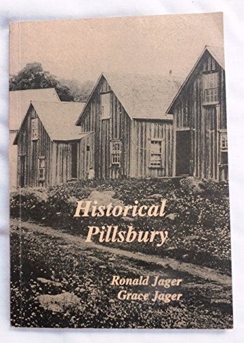 HISTORICAL PILLSBURY - A BRIEF HISTORY OF CHERRY VALLEY WASHINGTON, NEW HAMPSHIRE ()