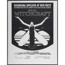 High Priestess of Sexual Witchcraft Poster Movie 27x40