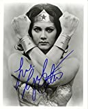 #9: Lynda Carter in Wonder Woman Signed Autographed 8 X 10 Reprint Photo - Mint Condition