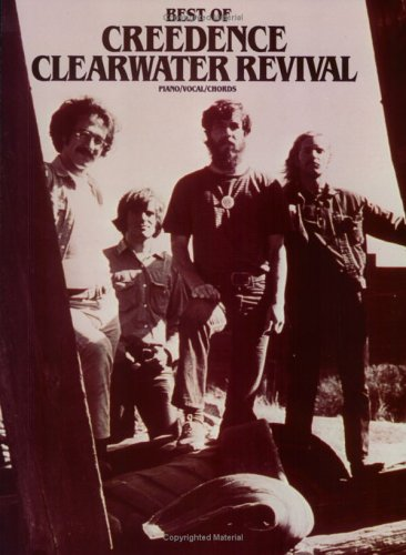 Best of Creedence Clearwater Revival (Piano / Vocal / Chords)