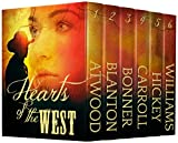 Hearts of the West: A Christian Historical Western Romance Collection