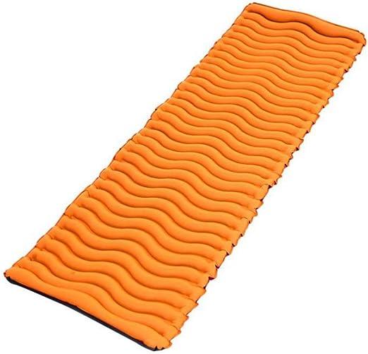 Inflatable Sleeping Mat Ultralight Camping Pad Compact /& Waterproof Air Mattress