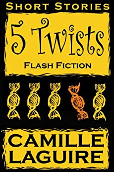 5 Twists (English Edition) de [LaGuire, Camille]